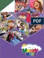 Brochure Happy Kids 2017