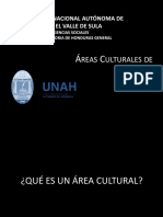 Areas Culturales de Honduras II Per 2018