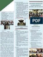 Leaflet Kelas Ibu Balita