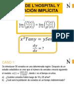 Ppt Derivacion Implicita s 3