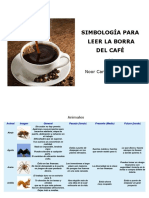 Borra Cafe - Simbologia Para Leer La Borra Del Café