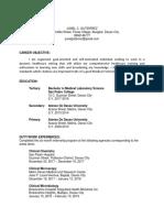 Resume Junel 1
