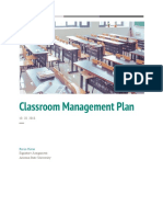 rivas rocio classroom management plan