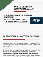 Decima Quinta - Derecho Constitucional II