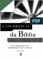 A Inerrancia Biblica PDF