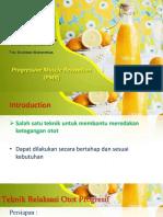Workshop PMR