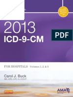 2013 ICD9 Volumes 1,2,3