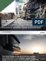 Volvo Group Presentation 2016