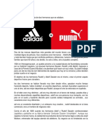 Adidas vs Pumas
