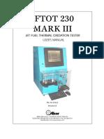 Mu - Jftot 230 Mark III