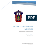 Modelo Biomédico-biopsicosocial Cuadro Comparativo(Tarea 1)