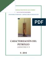 Guía Laboratorio - Caracterización