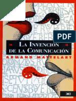 La invención de la comunicación.pdf