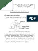 Estruturas Especiais de Controle