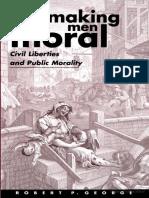 Robert P. George - Making Men Moral