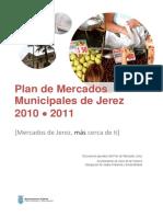 Plan de Mercados de Jerez