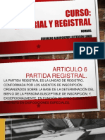 Exp Partida Registral