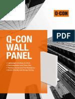 20180927 Q CON Wall Panel Handbook en 1