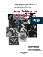 APOSTILA DE MICROBIOLOGIA