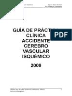 Gpcl-Accidente Cerebro Vascular Isquemico