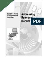 Allen Bradley - SLC 500 - Address Referencing Manual