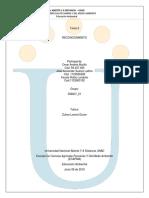 Caracterización de contaminantes Tarea 2