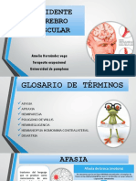 Accidente Cerebro Vascular Patologia