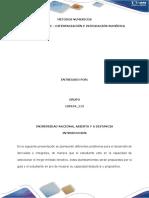 Fase 5 Diferenciación e Integración Numérica