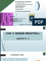 Cap. 5. Higiene Industrial