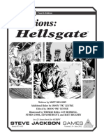 GURPS 4e - Locations - Hellsgate