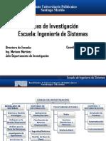 Líneas de Investigación Sistemas (Simplificada)(1)