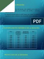 Analisis de La Demanda-Oferta