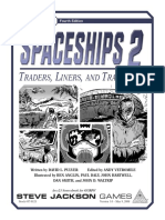 GURPS 4e - Spaceships 2 - Traders, Liners and Transports