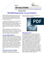 SPD Wrap ERISA Requirements - The Buckner Company