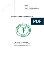 PANDUAN ASSESMEN