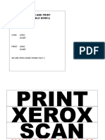 Print Business