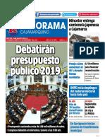 Diario Cajamarca 27-11-2018