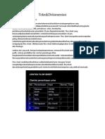 Teknik Dokumentasi[1]