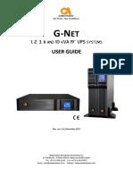 G-Net 1-10kVA 19'' User Manual