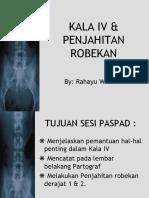 11. Kala IV & Penjahitan Robekan