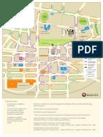 City of Greater Bendigo CBD Car Parking Map 0