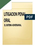 LITIGACION ORAL PENAL