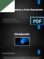 Teoría Atómica y Series Espectrales