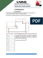 Practica Coordenadas Autocad Basico