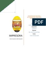 Informe de tipos de impresora.docx
