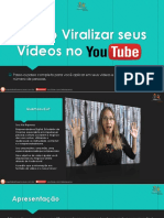 Como viralizar seus vídeos no YouTube