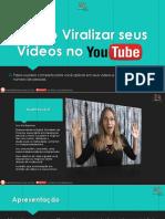 Como viralizar seus vídeos no YouTube