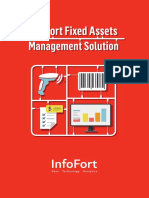 InfoFort Fixed Assets Management Solution
