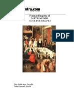 Pablo Arce Gargollo Formacio¦ün para el MATRIMONIO   encuentra.pdf