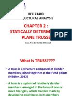 Chapter 2 Struc Analysis  UTHM